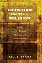 Christian Faith as Religion