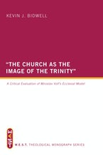 """The Church as the Image of the Trinity"""