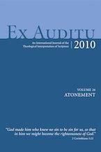 Ex Auditu - Volume 26
