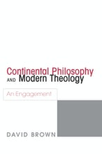 Continental Philosophy and Modern Theology