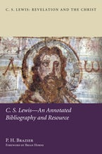 C.S. Lewis—An Annotated Bibliography and Resource