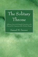 The Solitary Throne