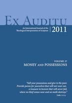 Ex Auditu - Volume 27
