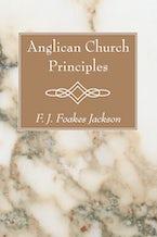 Anglican Church Principles