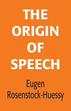 The Origin of Speech