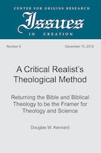A Critical Realist's Theological Method