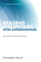 Reading Philippians after Supersessionism