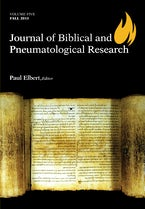 Journal of Biblical and Pneumatological Research