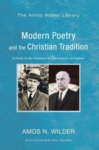 Modern Poetry and the Christian Tradition