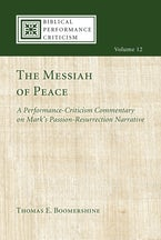 The Messiah of Peace