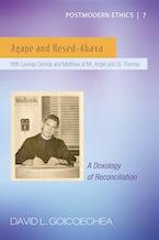 Agape and Hesed-Ahava