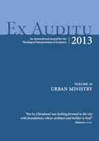 Ex Auditu - Volume 29
