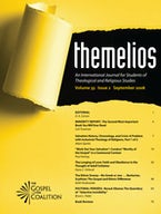 Themelios, Volume 33, Issue 2