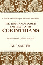 The First and Second Epistle to the Corinthians