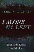 I Alone Am Left