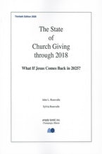 The State of Church Giving through 2018
