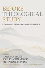 Before Theological Study