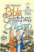 New Testament Bible Sketches for Children