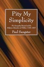 Pity My Simplicity