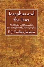 Josephus and the Jews