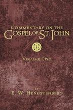 Commentary on the Gospel of St. John, Volume 2