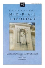 Journal of Moral Theology, Volume 10, Issue 2