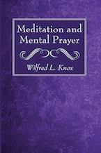 Meditation and Mental Prayer