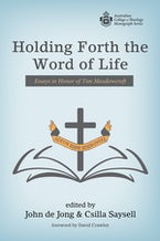 Holding Forth the Word of Life