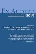 Ex Auditu - Volume 35