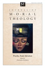Journal of Moral Theology, Volume 9, Number 1