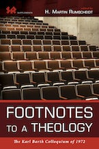 Footnotes to a Theology