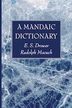 A Mandaic Dictionary