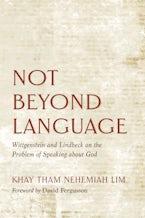 Not Beyond Language
