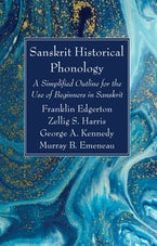 Sanskrit Historical Phonology