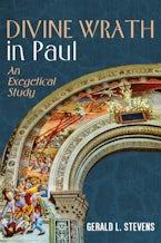 Divine Wrath in Paul