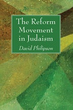 The Reform Movement in Judaism