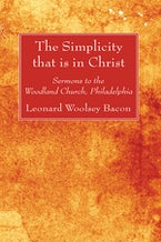 The Simplicity that is in Christ