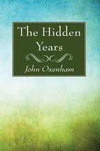 The Hidden Years
