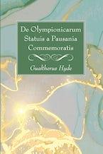 De Olympionicarum Statuis a Pausania Commemoratis